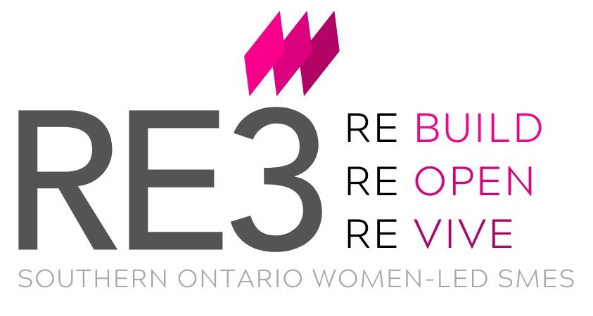 RE3: Rebuild, Reopen, Revive logo