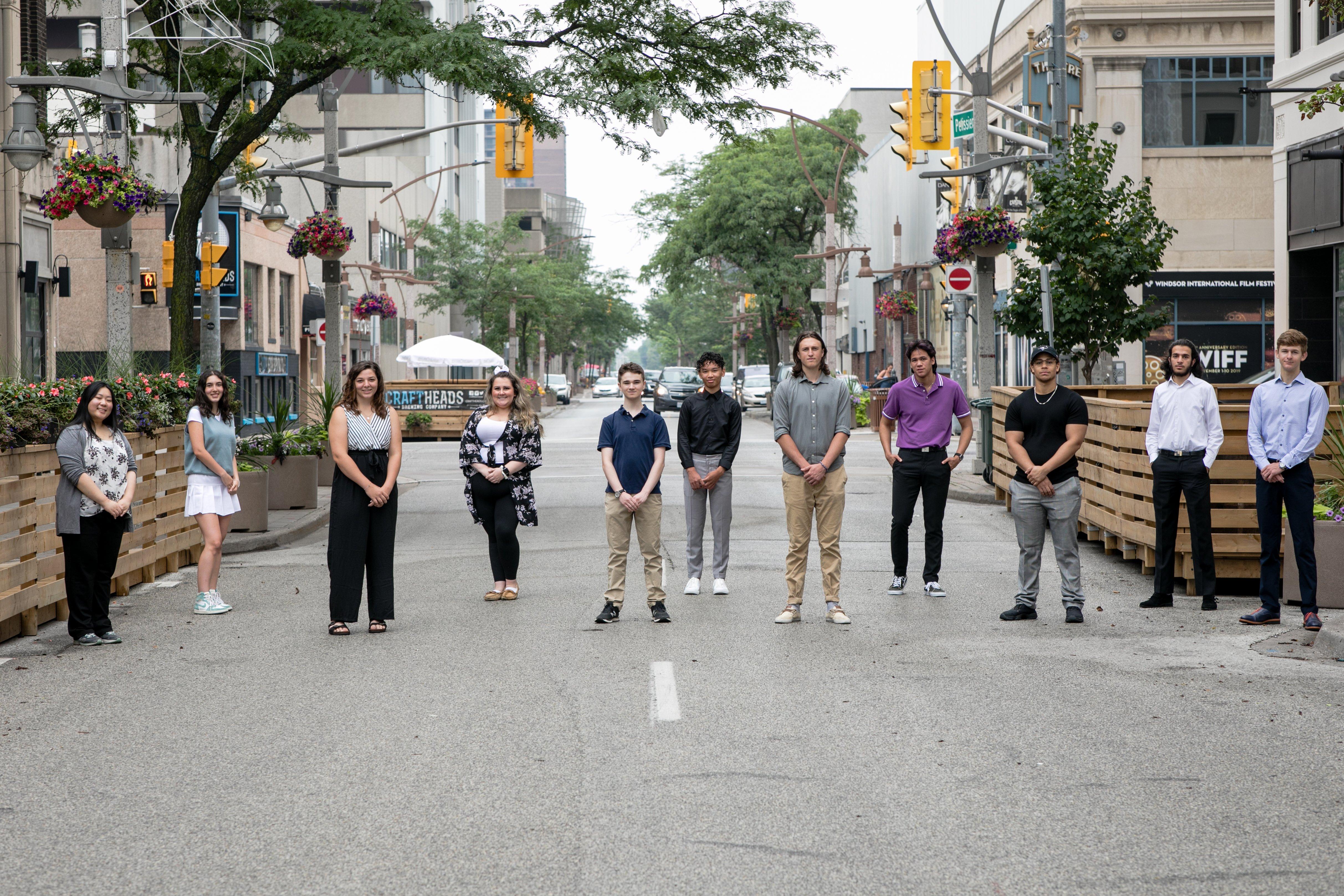 Summer Company 2021 student entrepreneurs